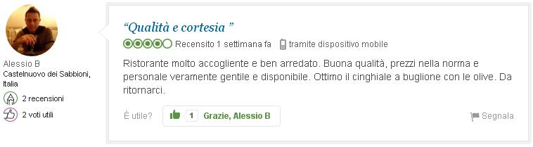 Fidalma, Sorano -
